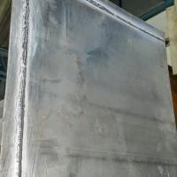 Serviço de solda em alumínio