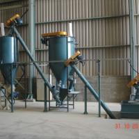 Máquinas para fábrica de argamassa